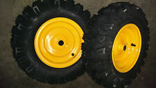 2 - 16x6.50x8 Snowblower Wheels Tires FITD Ariens Murray Craftsman Toro MTD