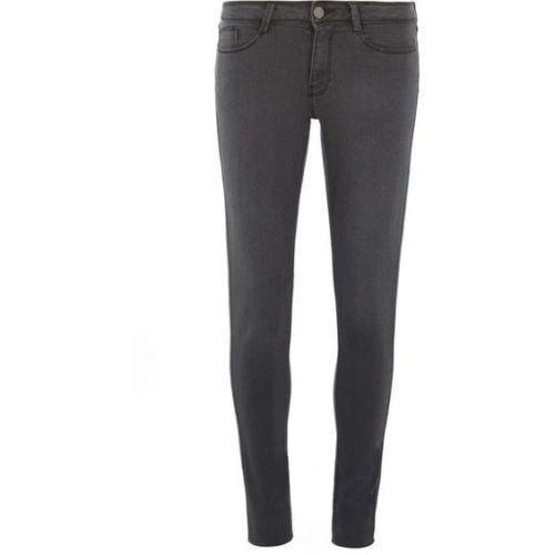 normale Women/'s Dorothy Perkins Nuovi Jeans Skinny Stretch UK 18 Grigio scuro
