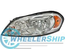New Replacement Headlight For Chevrolet Impala Driver Side 2006 2016 Gm2502261 Fits 2006 Impala