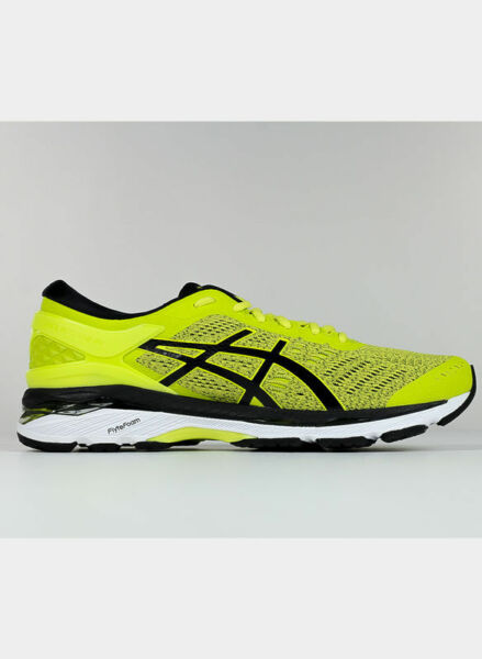 Asics Gel Kayano 24 Uomo Giallo Primavera Estate 2018