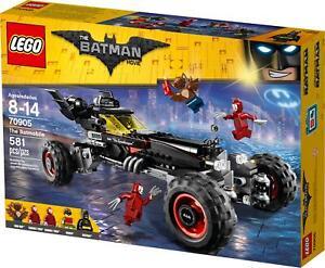 IN BOX!!!!! Lego Batmobile 70905 NEW!!!!!!