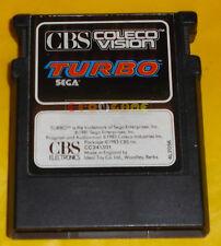 TURBO Coleco Vision ColecoVision Versione PAL ○○○○○ SOLO CARTUCCIA