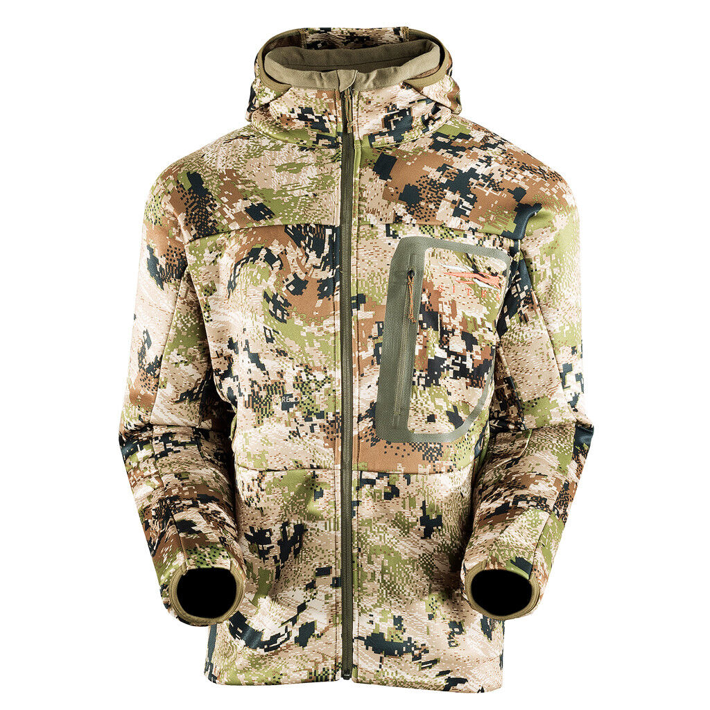 Sitka Subalpine Traverse Cold Weather Hoody Optifade Subalpine MT