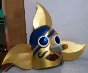 Handmade One Piece Usopp Sogeking Mask Cosplay For Sale