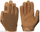 gloves high performance tactical light weight glove coyote brown rothco 4437