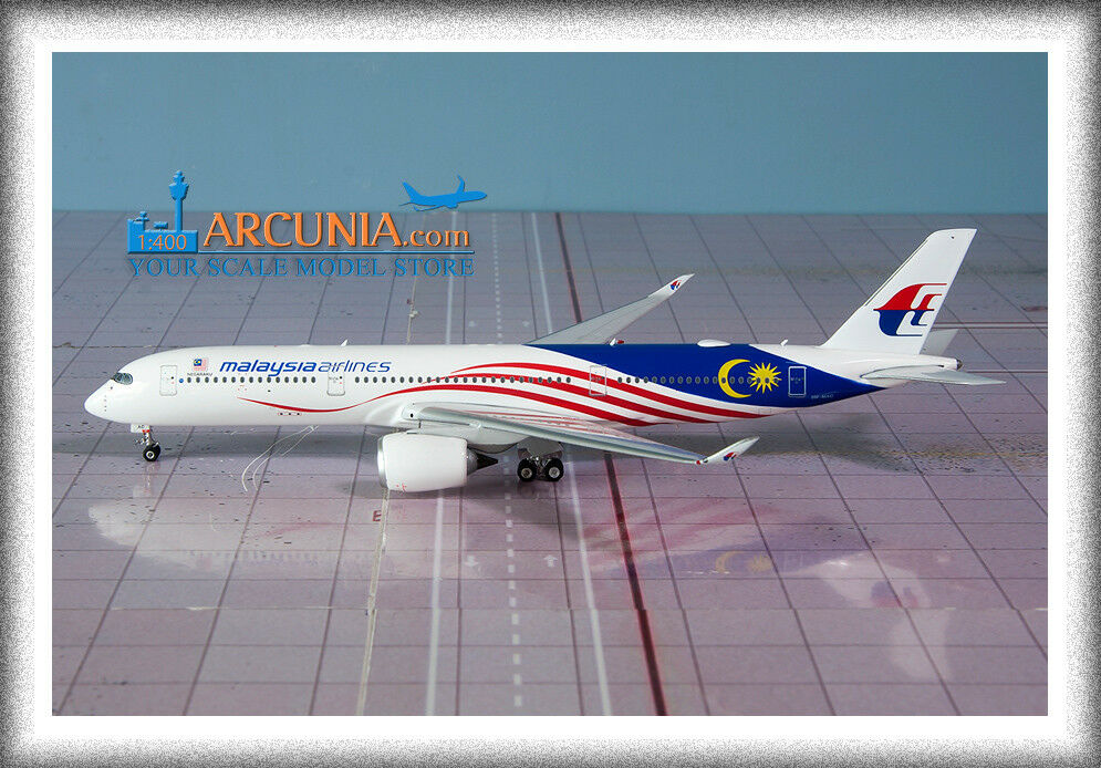 Phoenix 1 400 malaysia airlines airbus -