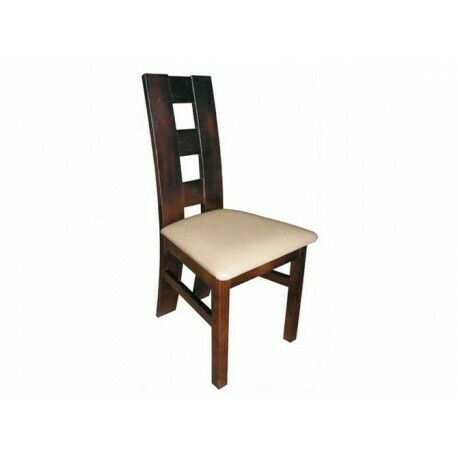 Dining chair 10x Chair Set Upholstered Solid Wood gastronomic Chair Chairs LEATHER NEW