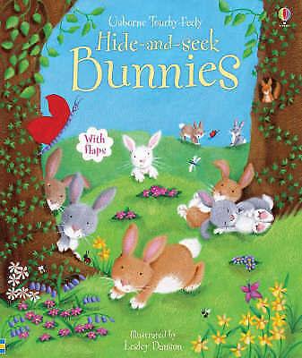 Hide and Seek Bunnies (Hide & Seek), Fiona Watt   Board book Book   Good   97807