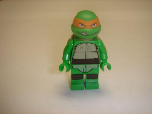 LEGO Teenage Mutant Ninja Turtles Michelangelo Minifigure 79104 new