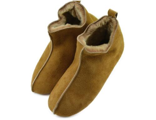 Scarpe 47 di Pantofola pelle 36 sl agnello in Mocassino Pantofole Pantofola y0vmn8wNO