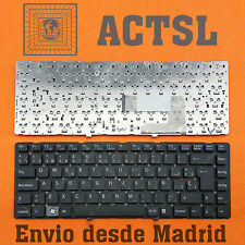 Keyboard Spanish for Sony Vaio VGN-NW270F/S
