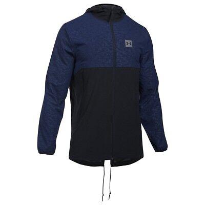Appena Under Armour Sport Style Fishtail Jacket Uomo Giacca Giacca Meteo 1299147-408-mostra Il Titolo Originale