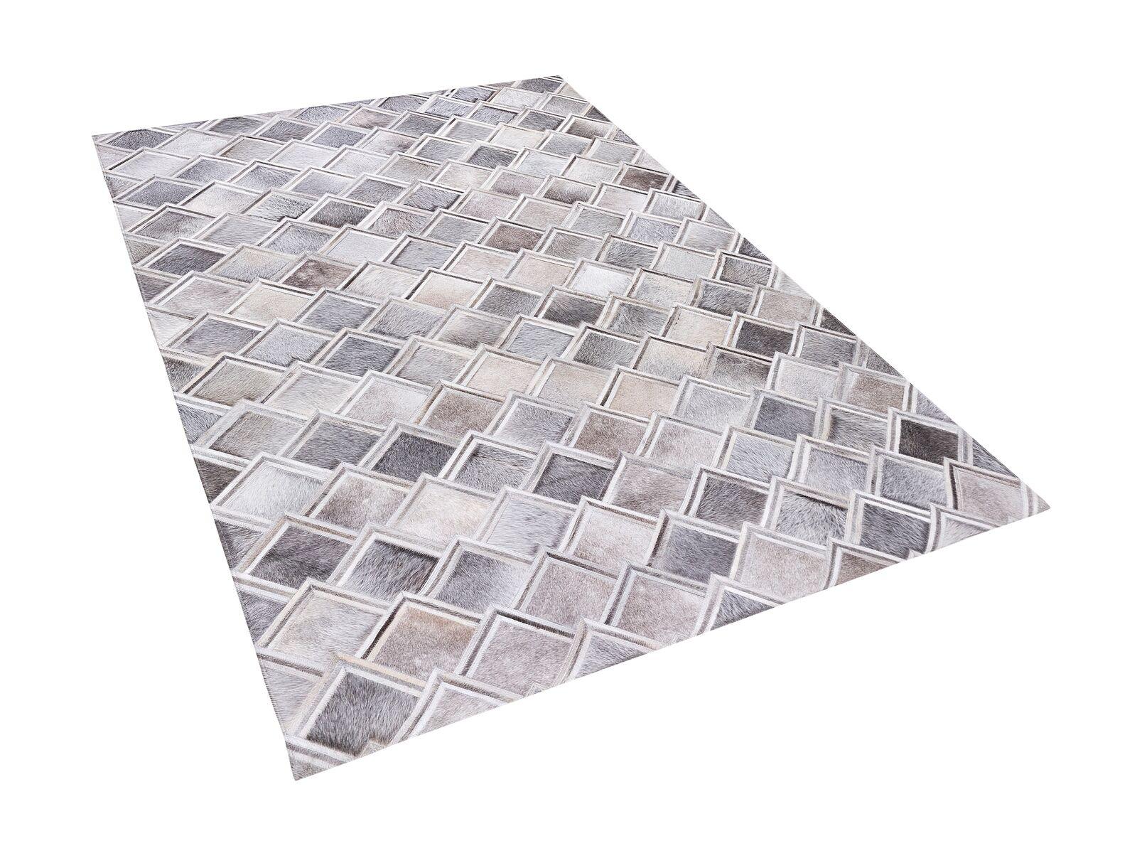 Tapis 140 Gris Aux Motifs Geometriques 140 Tapis X 200 Cm 10651f