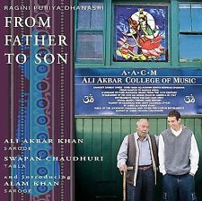KHAN,ALI AKBAR From Father to Son CD