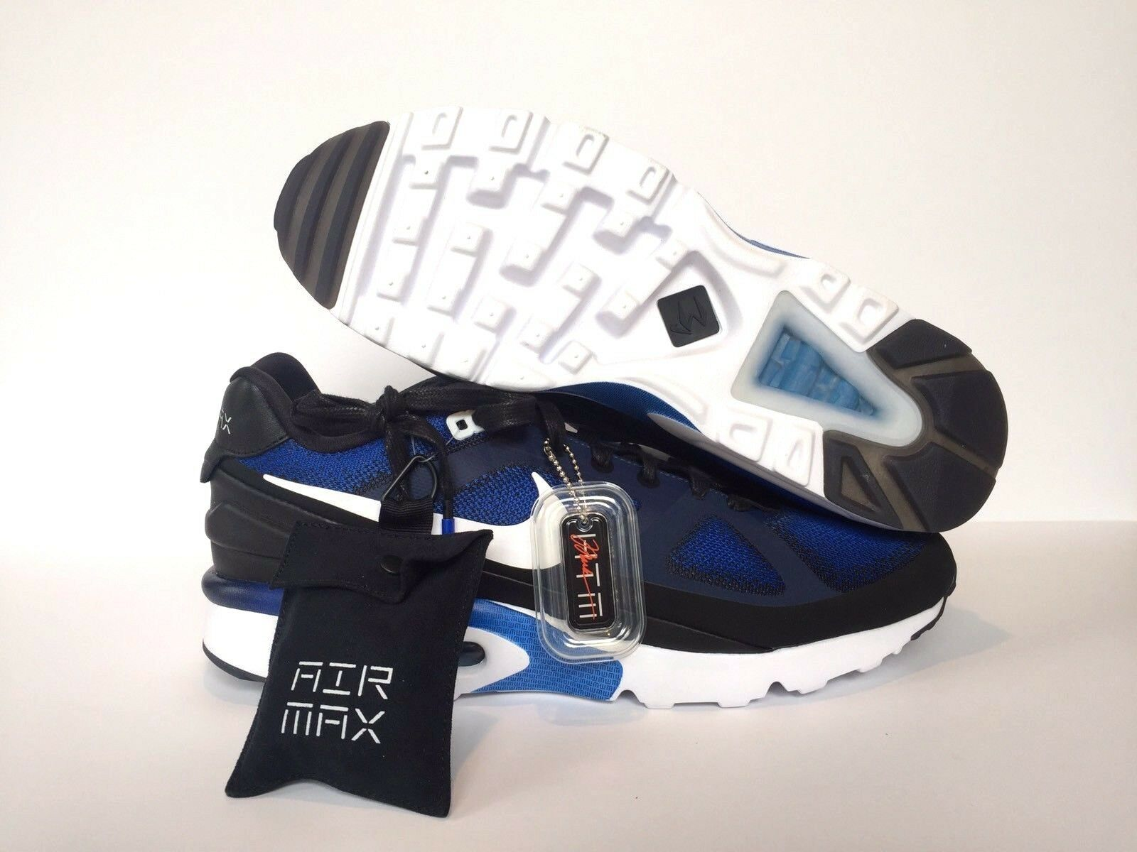 New der nike air max - mark parker us - 13 m / limited authentic 848625-401 100%