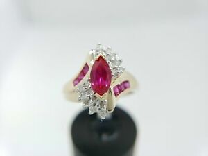 Estate-10k-Yellow-Gold-Red-Marquise-Ruby-1-5-CT-Ring