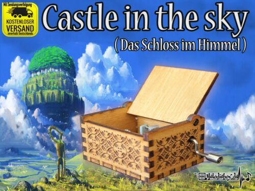 Castle in the sky Das Schloss im Himmel Spieluhr Musicbox Neu Fanartikel anime