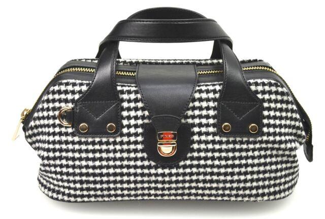 Pinko Borsa Bauletto Donna-woman Trunk Bag Bianco-nero white-black ... eca2b803a64