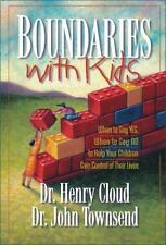 Boundaries with Kids : When to Say Yes, When to Say No to Help Your Children Gain Control of Their Lives by Henry Cloud and John Townsend (1998, Hardcover)
