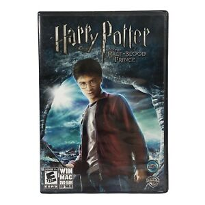 Harry Potter and the Half-Blood Prince Video Game (Windows/Mac, 2009)