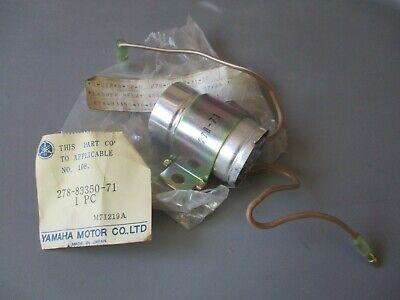 NOS Yamaha Flasher Relay Assembly  1976 1977 LB80 542-83350-60