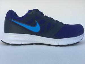 Men's NIKE Downshifter 6 RUNNING Shoes Size 9.5-13 Royal Blue 684652 417