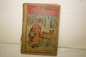 Little-Red-Riding-Hood-And-Other-Stories-Vintage-1898-Hardcover