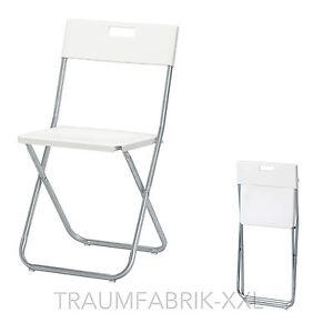 IKEA Chaise Pliante Bureau Conference VISITEURS Set Pliable