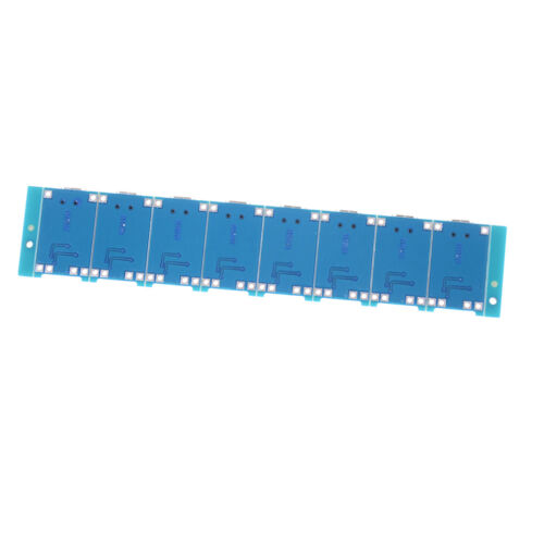 2//5//10x 5V Micro USB 1A 18650 Lithium-Batterie Ladeplatine Ladegerät Modul N~LT