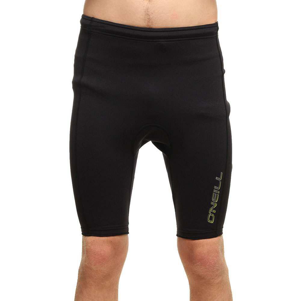 O'Neill Martello 1.5MM Neoprene Pantaloncini Blk Oneill Surf Muta