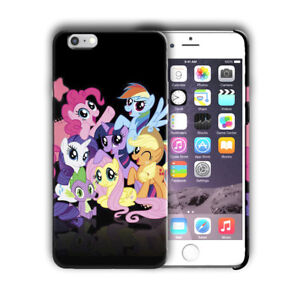 free shipping aaf42 daef5 Details about Animation My Little Pony iphone Case XS Max X XR 7 8 6 6s  Plus 5 5S SE 5C 4S 111