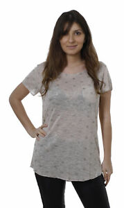 Largo Arena camisa Tunika Top Key larga Punto camiseta Cuello Damen Wt00076 redondo Oberteil 4vdHInq7