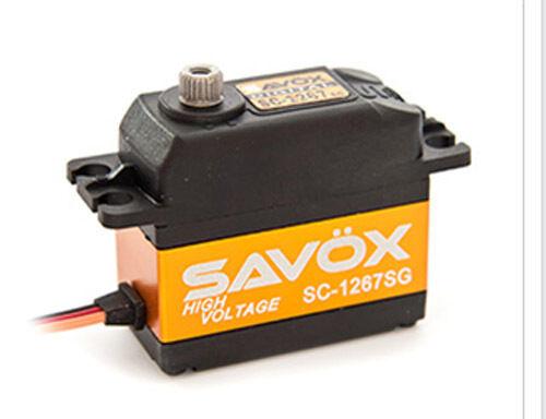 Servo Savöx Sc-1267sg Gas Brake and Steering Servo 80101030