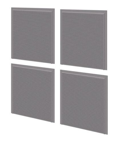 SSM313 Wills Roller Shutter Doors Detail Pack Kit OO 00 Gauge Plastic Kit