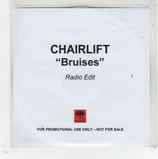 (FW576) Chairlift, Bruises - DJ CD