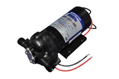 Shurflo Membranpumpe 2088-514-500 //// 12V//15,2 l-min//3,4 bar