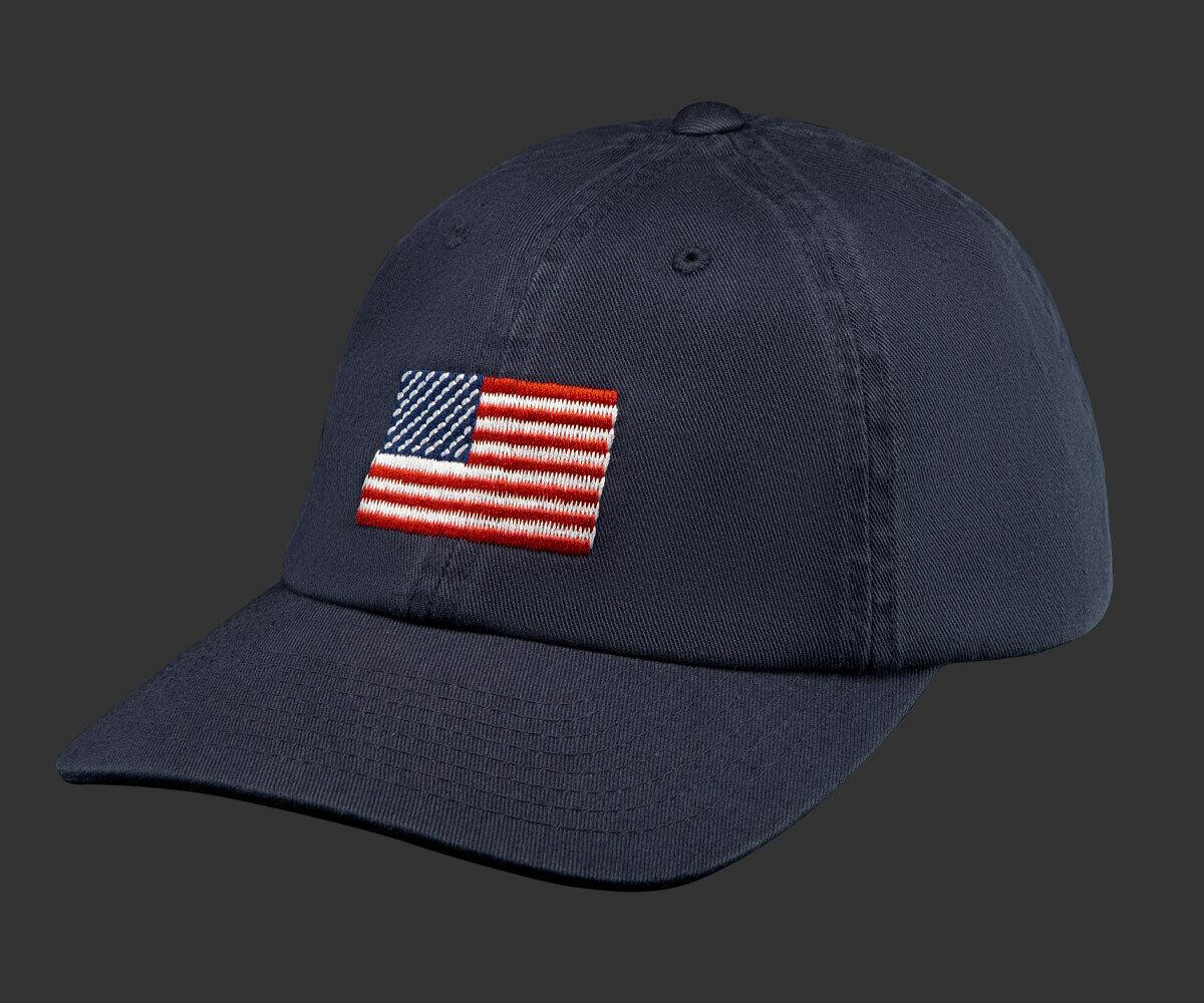 2019 Scotty Cameron Patriot Slouch Hat Navy bleu Adjustable US Flag USA Open