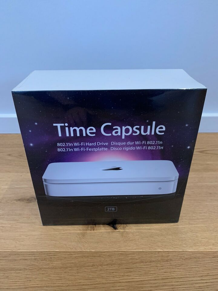 Andet, wireless, Apple Time Capsule 2TB