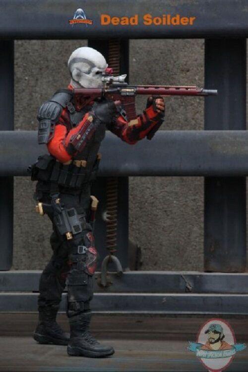 1/6 Sixth Scale Art Figures Dead Soldier Ace Action Figure