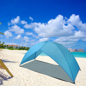 Portable Beach Tent Sun Shade Shelter Outdoor Hiking Travel Campng 2 Persons