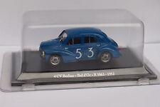ALTAYA RENAULT 4CV R 1063  BERLINE BOL D'OR 1952 1:43