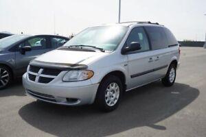 2005 Dodge Caravan CVP Accident Free,  A/C,