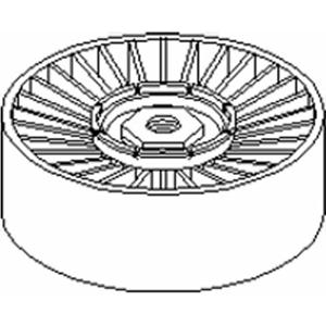 Desviacion-Papel-de-Liderazgo-Correa-Trapezoidal-Topran-100-327