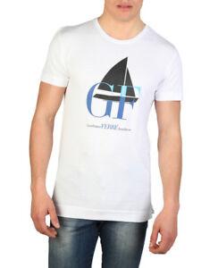 GIANFRANCO-FERRE-53064-LUSSO-100-COTONE-T-shirt-di-marca