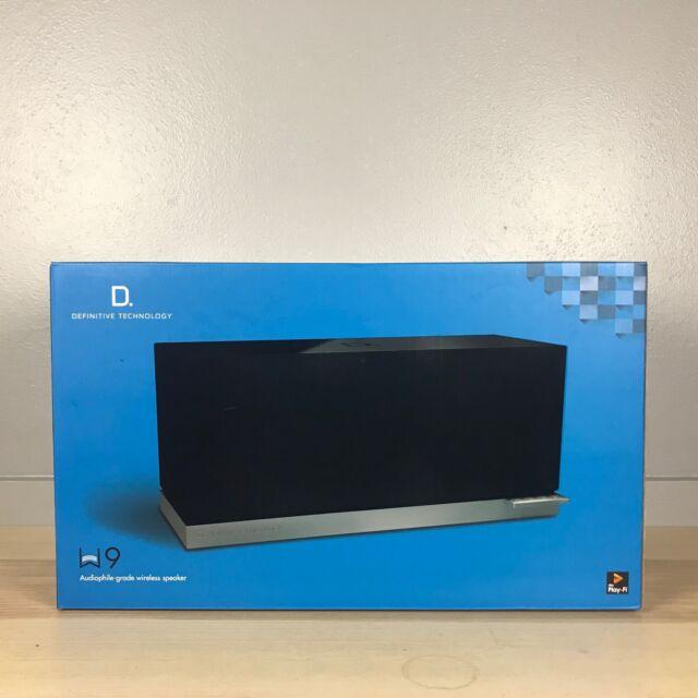Definitive Technology W9 Audiophile-Grade Wireless Speaker!NEW!