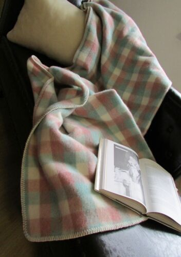 Couverture wollplaid Couverture de jour Couverture pour canapé canapé couverture paréo plafond 140x220