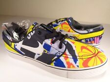 brand new 48edc 4d888 item 4 Nike Zoom Stefan Janoski 2015 SB Canvas Yellow White Red Black SZ 9  (705190-001) -Nike Zoom Stefan Janoski 2015 SB Canvas Yellow White Red  Black SZ 9 ...
