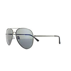 c0336c33b6ea95 Polaroid Sunglasses P4139 S3T KF Gunmetal Blue Blue Mirror Polarized ...