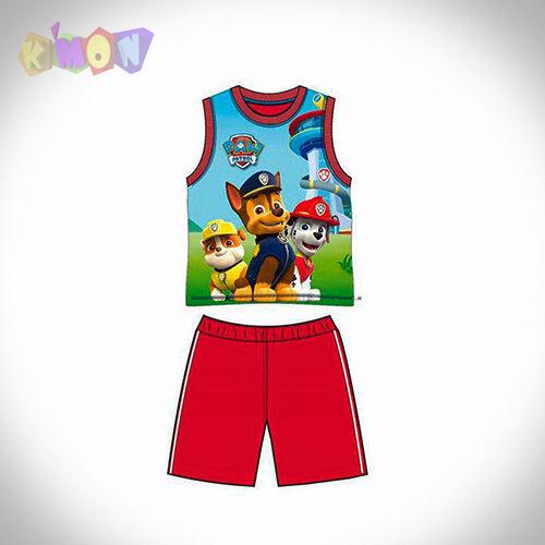 6246 Conjunto camiseta pantalon Patrulla Canina Paw Patro