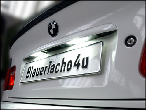 LED Kennzeichenbeleuchtung 6 SMD Soffitte CAN-Bus Alfa Romeo 159 164 166 33 75